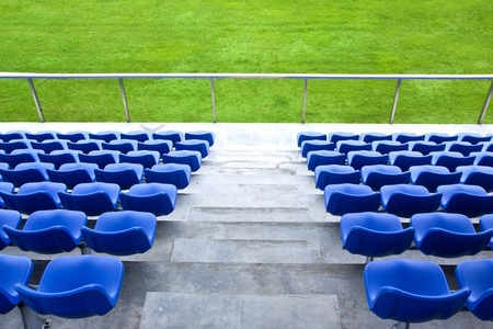 grandstand: stadium