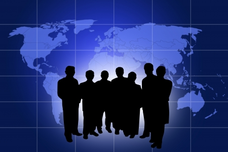 Business plan for a global market photo