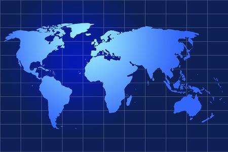 World map blue background model data source nasa stock photo world map blue background model data source nasa stock photo picture and royalty free image image 10001314 gumiabroncs