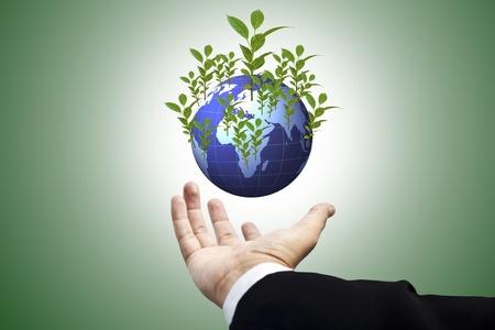 el mundo en tus manos: El mundo est� en sus manos