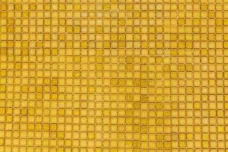 golden mosaic wall, gold background