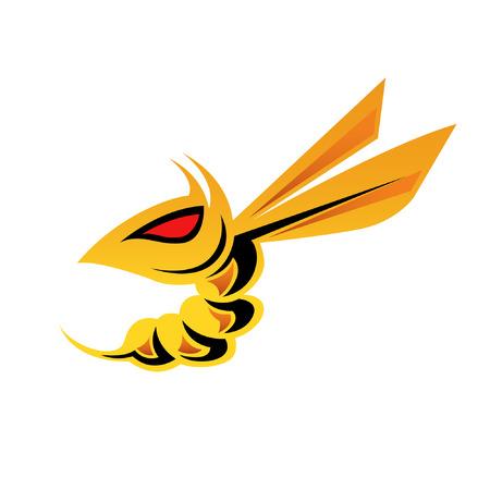 Wütend Hornet.