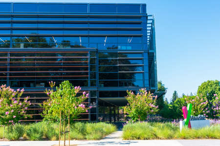 23andMe headquarters campus of a privately held personal genomics and biotechnology company in Silicon Valley - Sunnyvale, California, USA - 2020