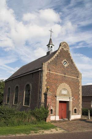 A small church. photo