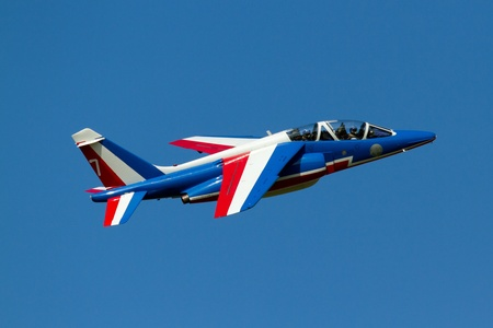 airpower: Un jet francese su un airshow olandese Editoriali