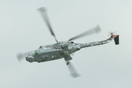 airpower: Un elicottero lince in un airshow