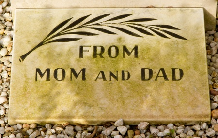 mort: An epitaph on an old grave in Holland