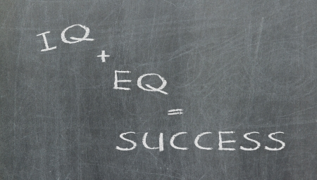 Formula for success, written on a blackboard Stock Photo - 16438324