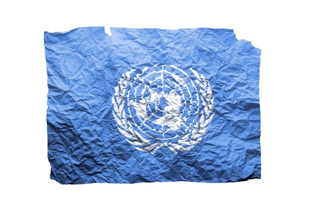 un: UN on paper