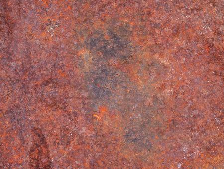 oxidized: Superficie de metal oxidado hacer una textura abstracta