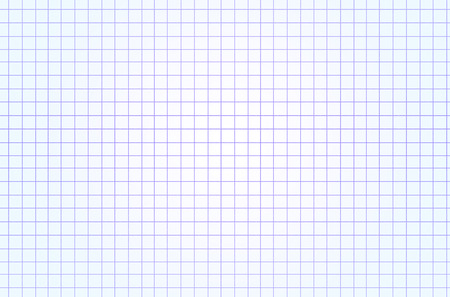 White squared paper seamless sheet texture, background