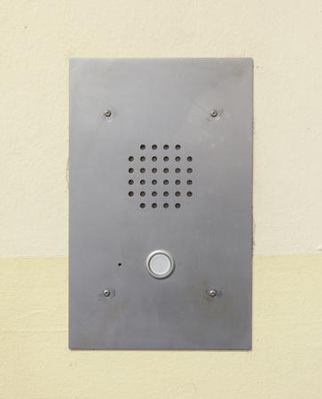 interphone: Intercom, electronic device for intercommunication - security system