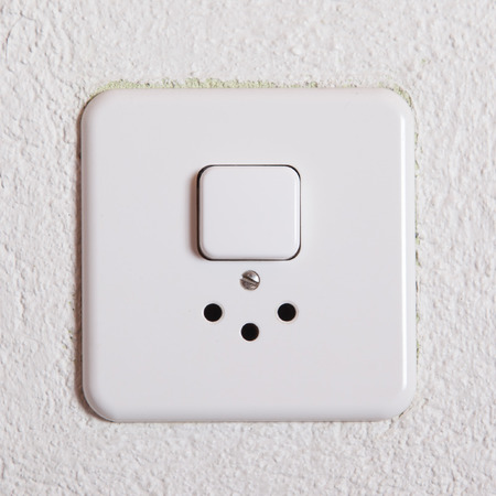 wall socket: International AC power plug wall socket - Switzerland
