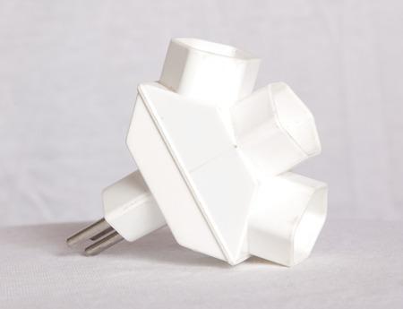 plug socket: International AC power plug socket, Switzerland, isolated
