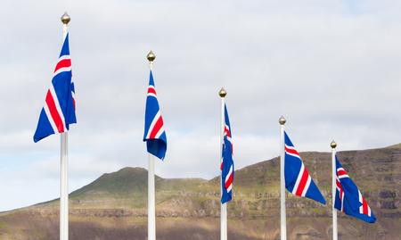 iceland flag: Iceland flag - flag of Iceland - Icelandic flag