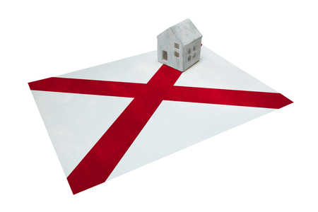 investment real state: Small house on a flag - Living or migrating to Alabama