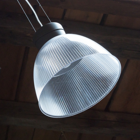 multiples: Simple light hanging on the ceiling - House in Austria