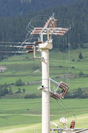 Power supply for houses in Austria - Tirol