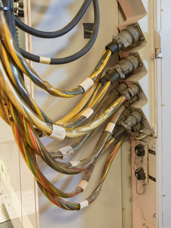 Power supply for a radar on an old navy ship - The Netherlands