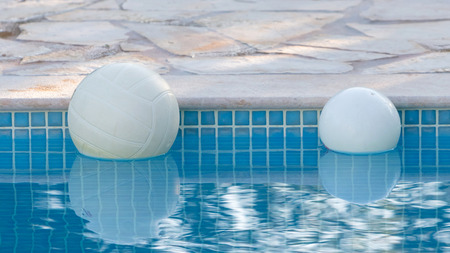 Balls in the pool