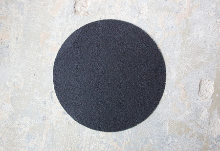 Concrete surface sanding paper, sanding paper used for leveling the concrete