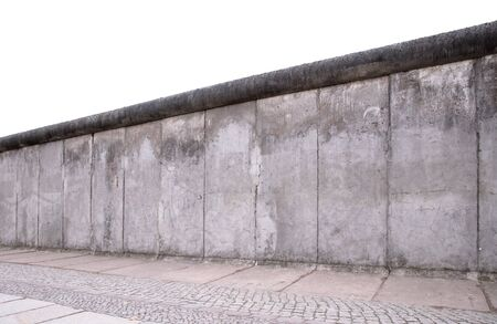 The remains of the Berlin Wall, Germany