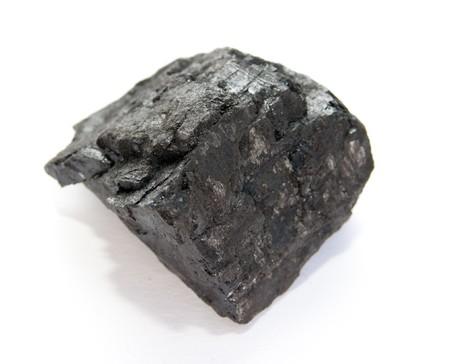 coal- sedimentary rock made from organic matter
