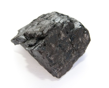 coal- sedimentary rock made from organic matter
