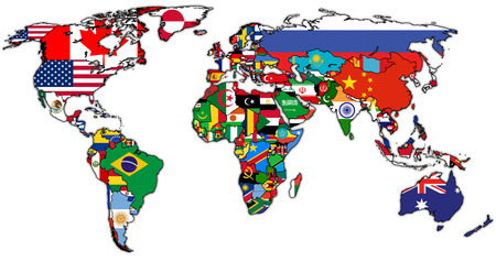 476,938 Countries Flags Stock Vector Illustration And Royalty Free ...