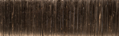 graining: abstract composition of some long wooden fence