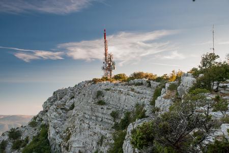 gora: Photo of Vidova Gora, highest mountain on Brac Island
