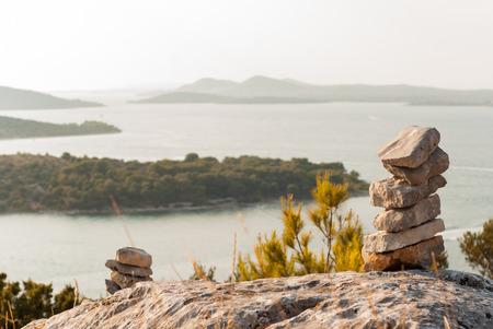 murter: Photo of Beaches of Murter Islands, Dalmatia Croatia