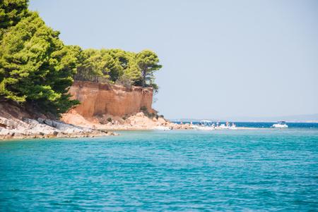 photo of beautiful Adriatic Sea - Kornati Islands Zdjęcie Seryjne