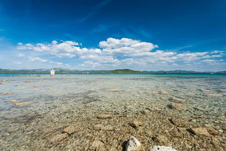 betina: photo of Beautiful Adriatic Sea in Betina, Murter, Croatia