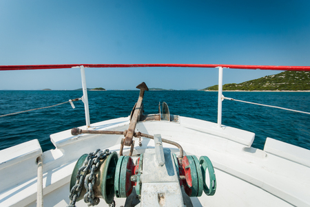 Sailing on the Adriatic Sea - Kornati Islands