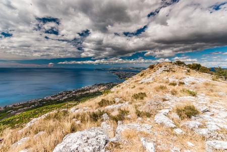 photo of Split, Croatia - view from Old Podstrana