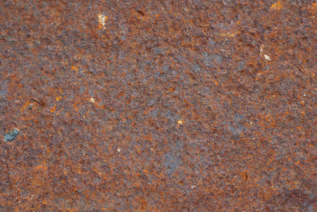 photo of old rusty damaged metal background