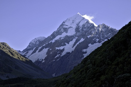 nz: mount cook nz