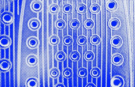 primer: Navy blue texture of a metal primer