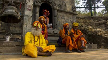Hindu Yogis