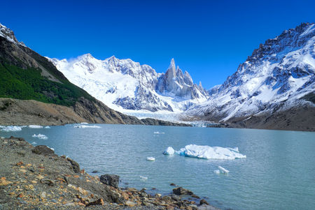 los glaciares: Scenic view of Los Glaciares national park in Argentina