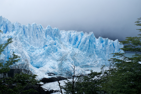 glaciares: Ice-covered mountains in Los Glaciares National Park