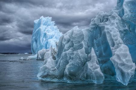 san rafael: Glaciers in Laguna San Rafael National Park in Chile