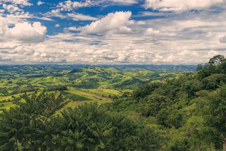 nature scenery: Picturesque view of Socorro in Brazil, South America Stock Photo
