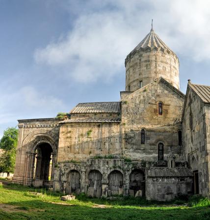 tatev: Scenic old monastery in Tatev, Armenia