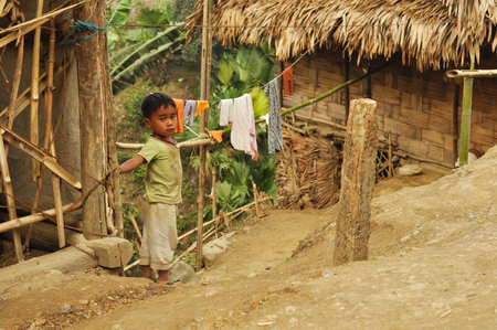 nagaland: Nagaland, India - March 2012:  in Nagaland, India. Documentary editorial. Editorial