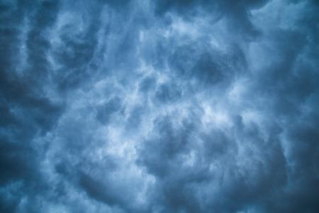 thundercloud: Temporale Archivio Fotografico