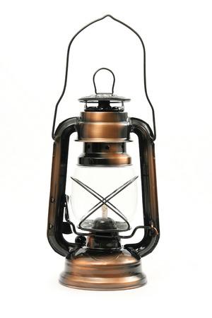 paraffine: Klassieke petroleumlamp - studio shoot