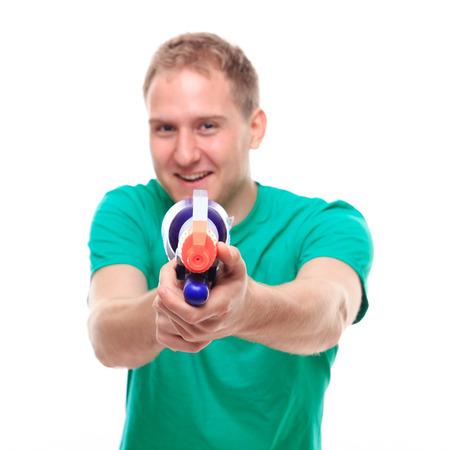 water gun: Water Gun