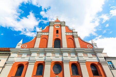 Church of St. Wojciech and Saint. Stanislaw Bishop in Kalisz